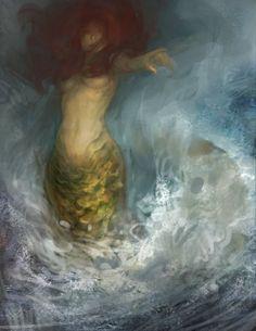 ✯ Mermaid ~byTobiee ✯