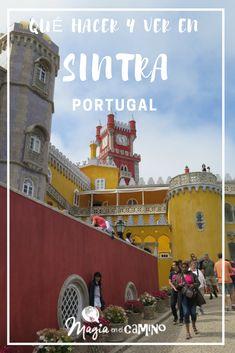 Te compartimos nuestra experiencia y una guía con los lugares para visitar en Sintra, una de las ciudades más lindas de Portugal, a pocos kilómetros de Lisboa. Precios, cómo llegar e información de cada palacio.  #sintra #portugal #europa #palacios #viajar #viajeaeuropa #viajarenfamilia #viajarconniños Sintra Portugal, Lisbon, Places To Go, Wanderlust, Europe, World, Koh Tao, Traveling, Holidays