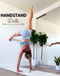 Handstand Challenge, Yoga Challenge, Yoga Flow Sequence, Yoga Sequences, Ashtanga Yoga, Vinyasa Yoga, Iyengar Yoga, Yoga Handstand, Handstands