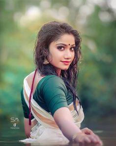 Beautiful Girl In India, Beautiful Blonde Girl, Beautiful Girl Photo, Most Beautiful Indian Actress, Beautiful Actresses, Beautiful Women, Beautiful Saree, Dehati Girl Photo, Girl Photo Poses