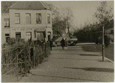 Binnentrekken Poolse troepen Valkeniersplein 1944