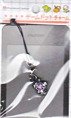 Pokemon Center 2012 Game Dot Charm Gothita Mobile Phone Strap