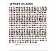 1,028 People for the Cover of NY (TimenThoven.pl)