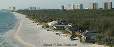aerial view pelican bay in naples fl - Google Search