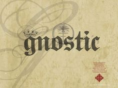 Gnosticism and Duality lecture by Graham Hancock - to watch.