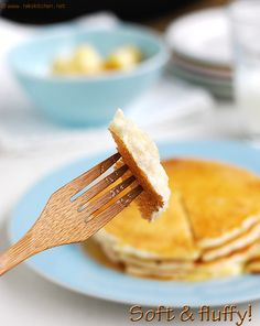 Eggless Pancakes Recipe.Made these for my son's B-Day sleepover and put my own twist on them.They were good.