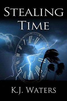 My first novel on Amazon.com: Stealing Time: Book 1 eBook: K J Waters: Kindle Store Time travel and hurricanes.
