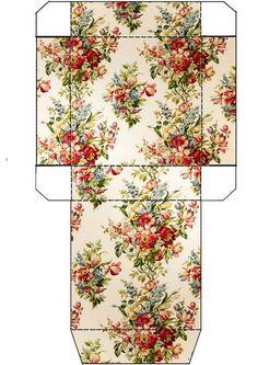 decorative paper box patterns