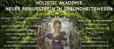 Ganz nach dem Motto: Herz mit Intellekt verbinden, eure Sandra Roszmann, Geschäftsführerin Holistic Akademie  office@holistic-studies.at