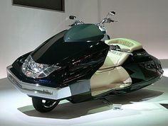 Yamaha Maxam 3000 Concept @ Tokyo Motor Show
