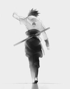 The last uchiha #uchiha #sasuke