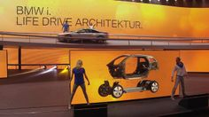 """This is """"Mutabor BMW IAA 2013 dt"""" by MUTABOR on Vimeo, the home for high quality videos and the people who love them. Bmw, Racing, Exhibition Stands, Design, Creative, Architecture, Running, Auto Racing"""