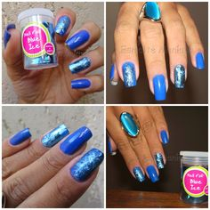 Nail Foil, Ice, Facebook, Instagram, Foil Nails, Gold Toe Nails, General Goods, Enamel, Ice Cream