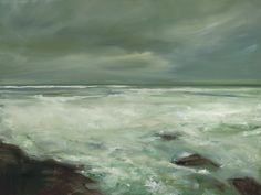 """""""Ocean View"""", SOLD OUT, 30x40"""", Limited Edition giclee on canvas"""