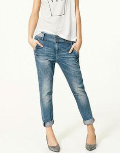 Zara baggy jeans