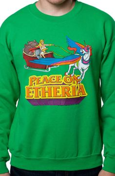 She-Ra and He-Man Christmas Sweater | Christmas decor