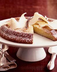 Vanilla Bean Cake Recipe on Food & Wine