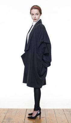 Avant coat - Plümo Ltd