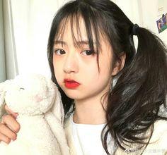 Korean Girl Photo, Cute Korean Girl, Cute Girls, Cool Girl, Very Pretty Girl, Girl Korea, Ulzzang Korean Girl, Uzzlang Girl, China Girl