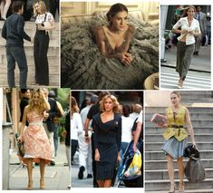 Carrie Bradshaw Sex and the City | My Style Icon :: Carrie Bradshaw