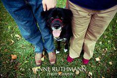Engagement / Couple with Dog.
