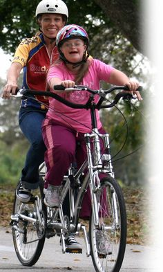 Buddy Bike, Alternative Tandem Bicycle, Autism Bike, Adaptive & Therapeutic Cycling for Special Needs