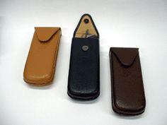 煙草入れからの伝統技法の木型を使って製作する藤井袋物オリジナルのめがねケースです。by 藤井袋物
