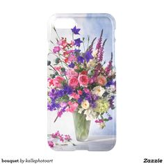 bouquet iPhone 7 case