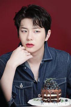 Asian Actors, Korean Actors, Woollim Entertainment, Block B, Golden Child, Jaehyun, Kpop, Children, Asian Boys