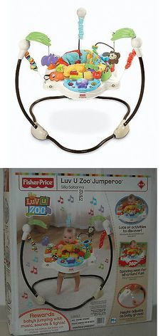 579692f862e0 Baby Jumping Exercisers 117032  Fisher Price Rainforest Jumperoo ...