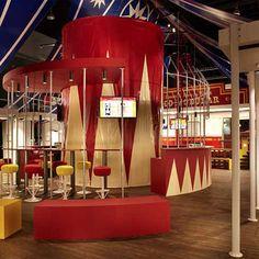 Circus /Modular Modular Lighting instruments #interieurawards #interieur14 #interieurbiennale #kortrijk @covetlounge
