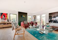 Step Inside Lance Bass & Michael Turchin's L.A. Home