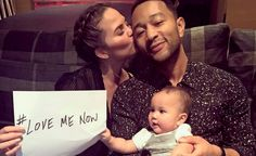"""""""The mental pain of knowing I let so many people down at once was worse than the physical pain."""" // Chrissy Teigen Opens Up for the First Time About Her Postpartum Depression"""