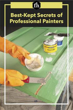 Learn how to paint like a pro and pick up some great tips for achieving a perfectly smooth and even paint job. House Painting, Diy Painting, Remove Water Stains, Cord Cover, Professional Painters, Diy Home Repair, Minwax, Buying A New Home, Stained Concrete