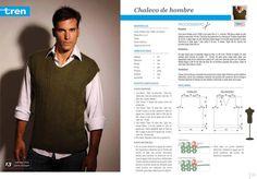 Algunos patrones de tejido para hombre Polo Shirt, Lima, Mens Tops, Shirts, Fashion, Amor, Dual Language, Modern Man, Weaving Patterns