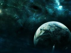 Cool Pictures Space Earth HD Wallpaper HD Wallpaper of Outer Space Wallpaper, World Wallpaper, Wallpaper Space, Islamic Wallpaper, Computer Wallpaper, Jj Benitez, Earth Hd, Planet Pictures, Widescreen Wallpaper