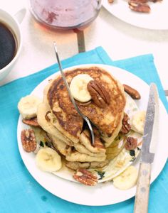 The Perfect Whole Wheat Pancakes