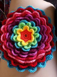 Hazel's Crochet: Falling In Love