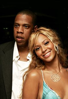 Jay Z and his love Beyonce