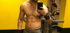 """Relacionan los """"selfies de gimnasio"""" con problemas psicológicos - http://www.actualidadgadget.com/relacionan-los-selfies-gimnasio-problemas-psicologicos/"""