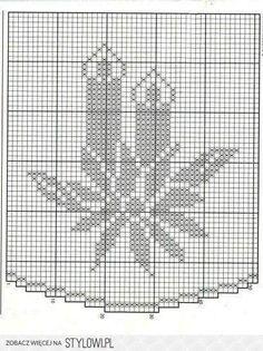 Crochet Bedspread, Crochet Curtains, Tapestry Crochet, Crochet Doilies, Xmas Cross Stitch, Cross Stitch Heart, Simple Cross Stitch, Filet Crochet Charts, Crochet Borders