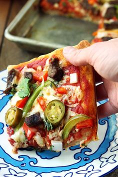 Steak Fajita Pizza r