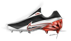 Nike Sketch Concepts by Cheng Kue at Coroflot.com