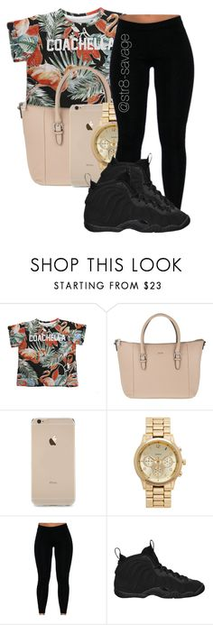 """""""Coachella"""" by str8-savage ❤ liked on Polyvore featuring ElevenParis, Joop!, Forever New and NIKE"""