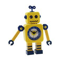 Alarmklokke Robot