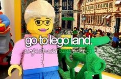 My husband will love Legos (;