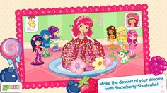 Change to Win $10 iTunes Giftcard - Strawberry Shortcake Berry Bitty Mysteries DVD