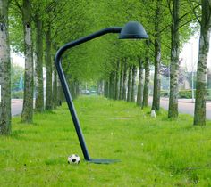 The Outsider Indoor/Outdoor Floor Lamp | Jacco Maris