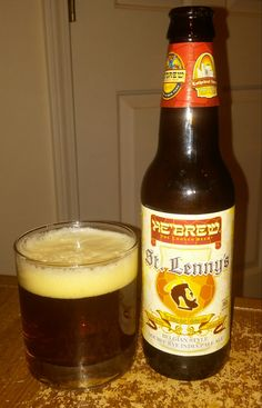 Beer Review - Shmaltz Brewing He'Brew St. Lennys ( 10% ABV )