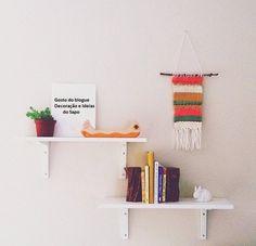 Tendência para tentar: tricot na parede